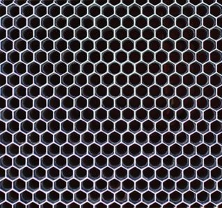 Hexagonal Flared